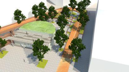 Zo zal de Houtkaai eruitzien na de komst van de nieuwe fietsersbrug