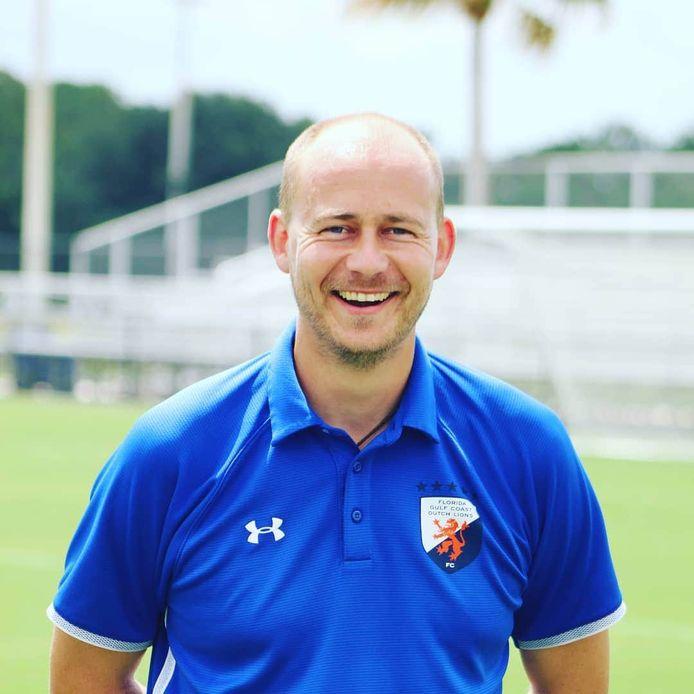 Davy Hendriks voetbal Arnhem Florida