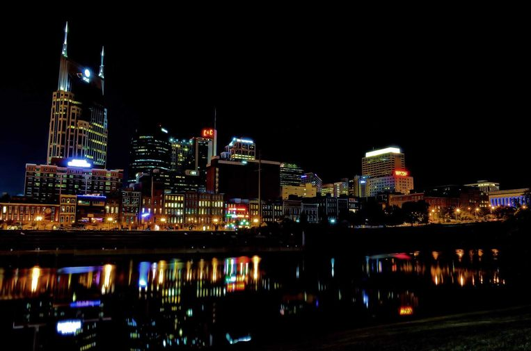 Nashville, VS Beeld Elliott Billings / Flickr