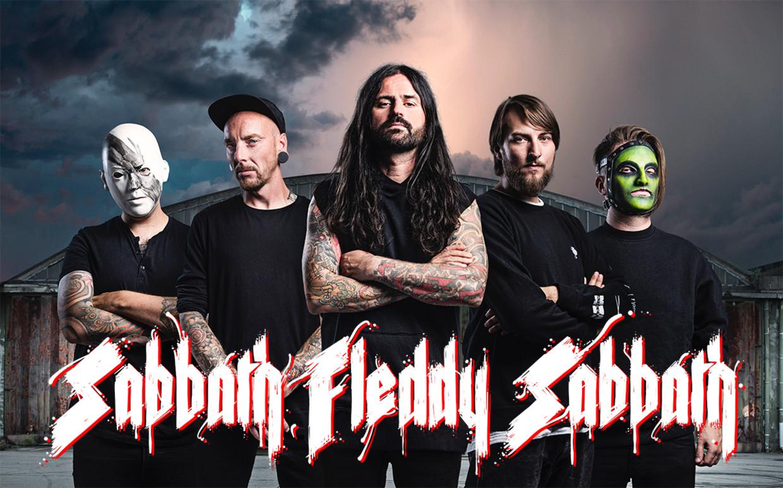 Fleddy Melculy - Sabbath Fleddy Sabbath Beeld Karel Deurinckx