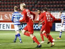 De Graafschap wint en zorgt ervoor dat FC Twente in de eerste ronde al uit de beker ligt
