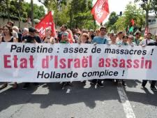 """""""Israël assassin, Hollande complice"""""""