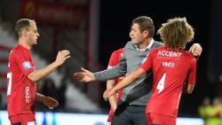 VIDEO. KV Oostende wint op een diefje in Kortrijk
