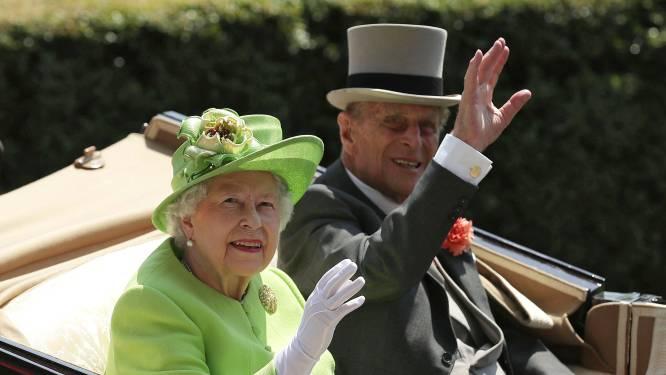 Koningin Elizabeth en prins Philip krijgen coronavaccin