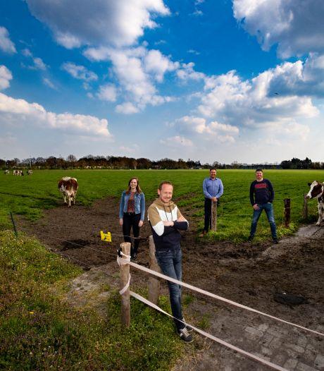 Boer als ondernemer én buur; challenge helpt melkveehouders bij toekomstplannen