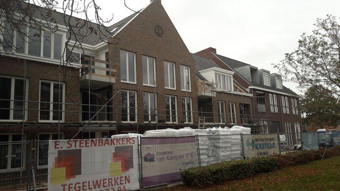 Het Anker in Schijndel wordt in februari opgeleverd, als alles volgens planning verloopt.