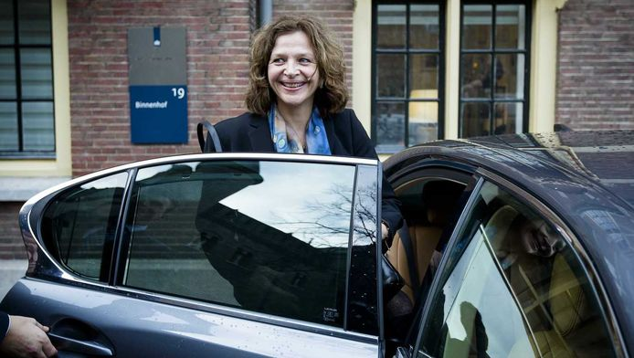 Minister Edith Schippers