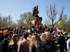 17 grote besmettingsclusters in Amsterdam na Koningsdag