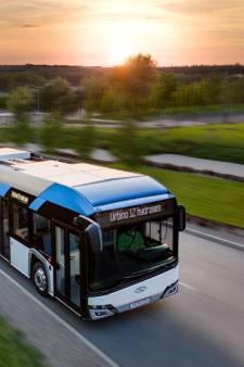Miljoenenproject: Arriva schaft tien waterstofbussen aan die vanaf december rijden in Achterhoek