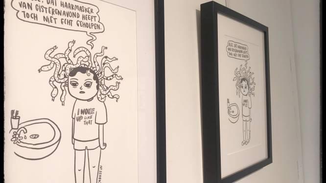 "Casa di Mauro stelt 'Memory for Life'-illustraties tentoon: ""Iedereen kan bod uitbrengen"""