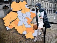 KAART | Dalende lijn in Nunspeet, Ommen nu uitschieter met positieve coronatests