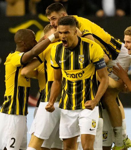 Vitesse levert stunt af in Europa: 'Alles was klaar voor een speciale avond'