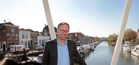 Brielse wethouder Van der Kooi 1 jaar in functie: 'Ik word op straat nog niet herkend'