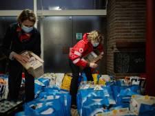 Rode Kruis: Vraag naar voedselhulp en vrijwilligers stijgt explosief