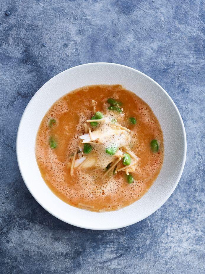 Stevige soep.