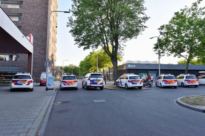 Er is een verdachte opgepakt voor de schietpartij in Tilburg.
