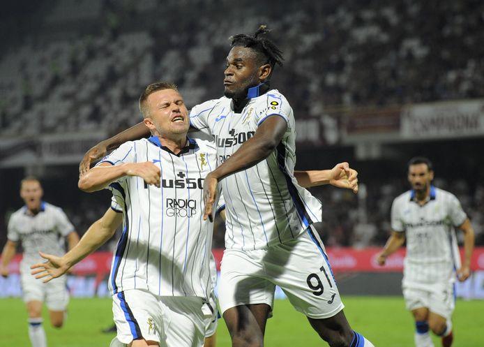 Atalanta speelt vanavond in Bergamo tegen Sassuolo.