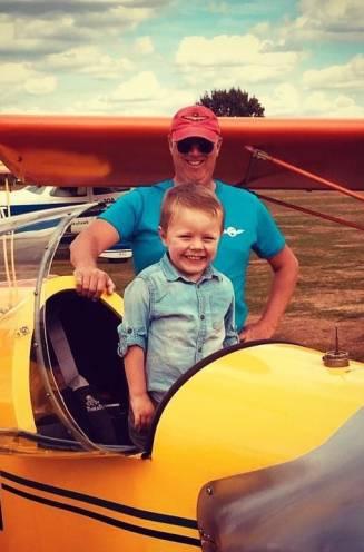"""""""Papa wou volgende week met zijn kleinzoon gaan vliegen"""": dochter vertelt over passie van verongelukte piloot Eric (59)"""