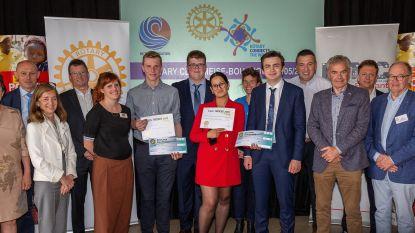 Rotary Club steunt technisch onderwijs met TSO-trofee