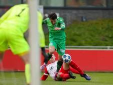 Van Mieghem is opgelucht na benauwde zege De Graafschap: 'Met dezelfde instelling tegen Go Ahead spelen'