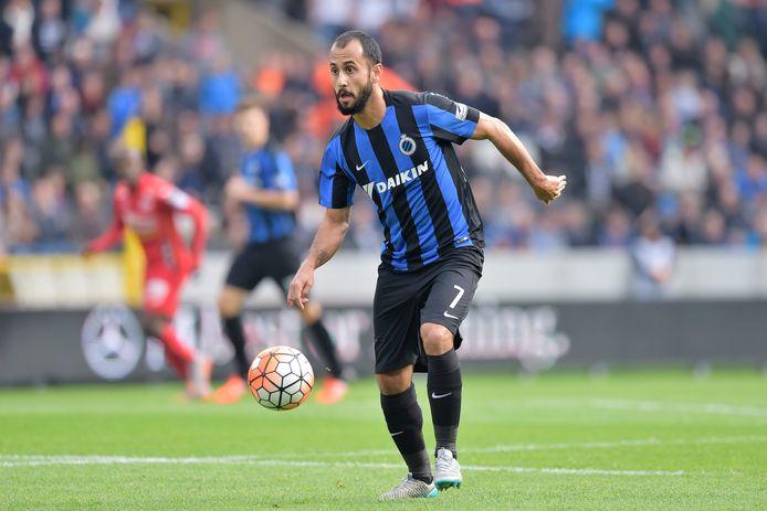 Victor Vazquez was een van de smaakmakers bij Club Brugge.