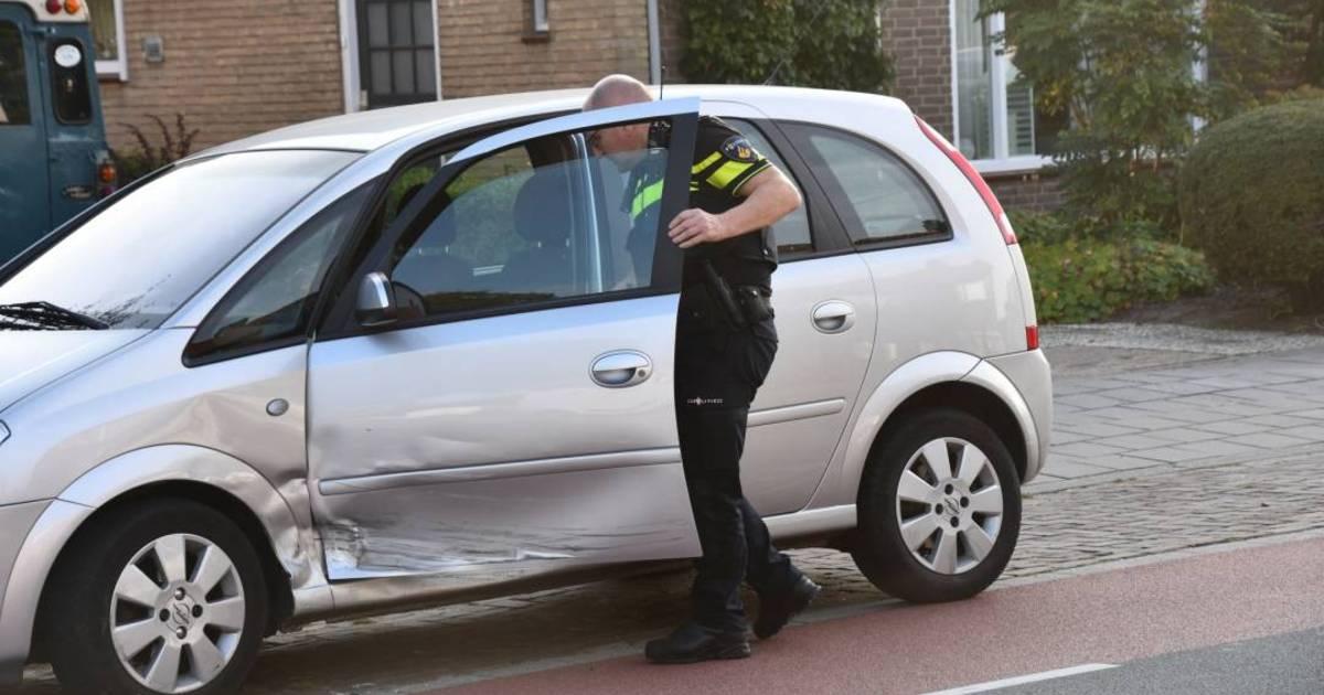 Gewonde bij botsing tussen autos in Middelburg.
