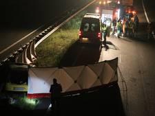 Let (60) aangehouden na dodelijk ongeval op A1 bij De Lutte