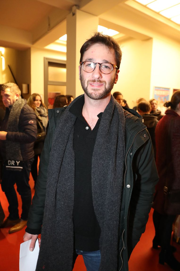 Guillaume Devos is Kristoff