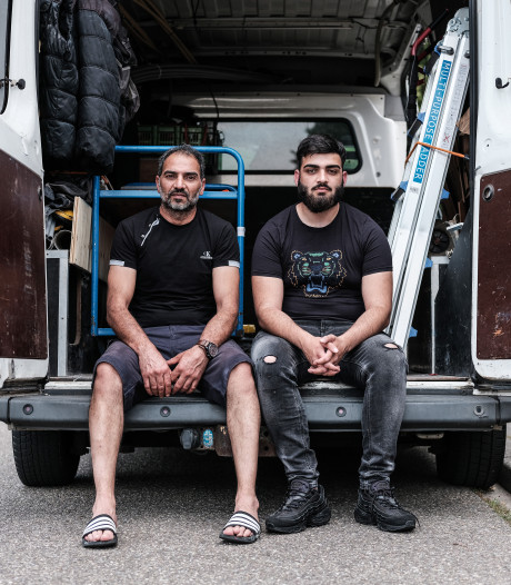 Bedrijfsbus Silvoldse installateur twee keer in drie weken leeggeroofd: 'Woedend en verdrietig'