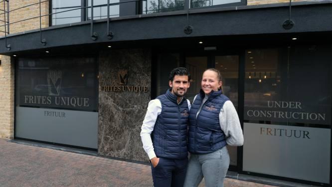 Frites Unique opent woensdag: Rollegem heeft na 10 jaar weer vaste frituur
