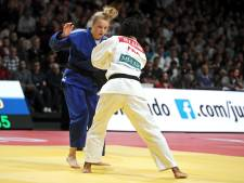 Succesvolle rentree judoka Jager op Grand Slam in Kazan