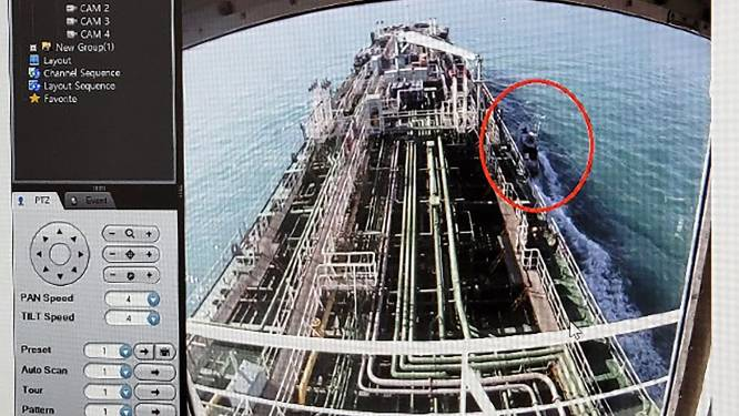 Iran laat bemanning vrij van in beslag genomen olietanker