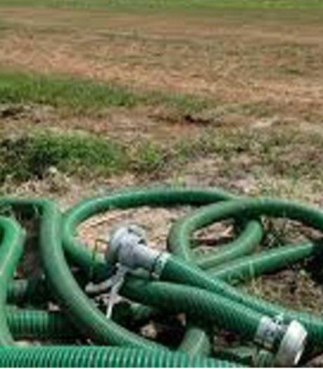 De nouvelles restrictions de captage d'eau en Brabant flamand