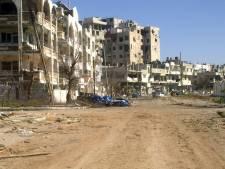 """""""Homs est totalement dévastée"""""""