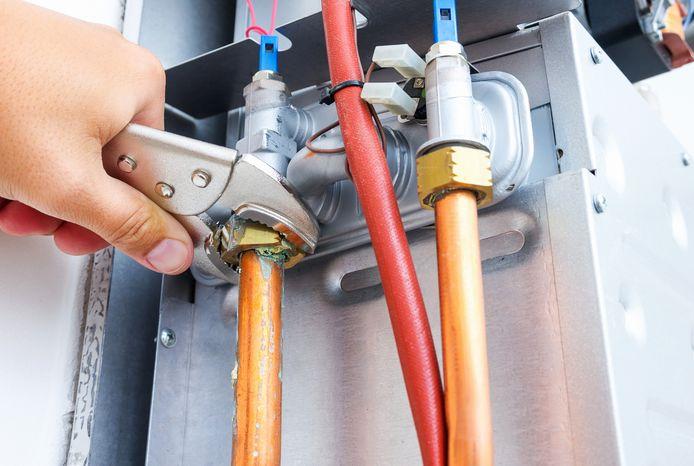 Er worden nog steeds jaarlijks bijna een half miljoen gasketels vervangen.