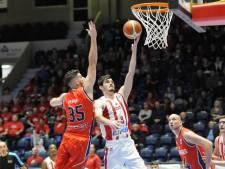 New Heroes worstelt zich in Europe Cup voorbij Pardubice