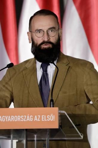 De man die in de grondwet schreef dat huwelijk iets is 'tussen man en vrouw': wie is de Hongaarse toppoliticus die betrapt werd op Brussels homofeest?