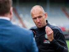 Arjen Robben in tranen: 'Ik kom gewoon van ver, dit is wat ik wilde'