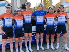 Sterk begin wielerploeg Vaanhold in Polen