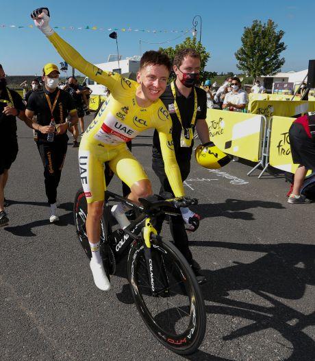 Pogacar ruikt nieuwe eindzege al in de Tour: 'Totaal verschillend met vorig jaar'