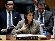 VN-ambassadeur VS: 'trots' op vrouwen die Trump beschuldigen
