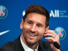 """Voici le salaire """"record"""" de Messi au PSG"""