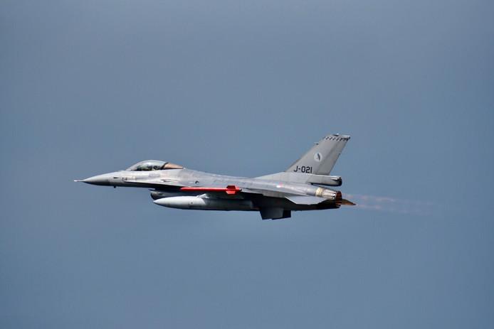 De 'oude' F16