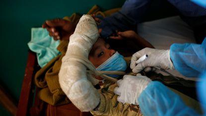 UNICEF wil half miljoen Rohingya-kinderen vaccineren