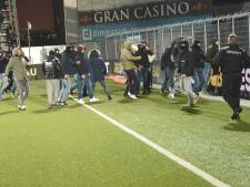Fans FC Twente richten vernielingen aan in Den Bosch: 'Schade verhalen op de daders'