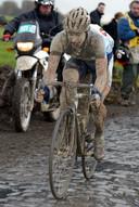 Parijs-Roubaix, foto Cor Vos ©2002 Servais Knaven