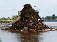 Waterschap: na vloedgolf Maas is het tijd om op te ruimen