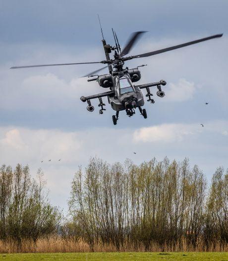 Oefening van Defensie zet kwaad bloed: 'Heel onveilig en óók nog eens in beschermd natuurgebied'