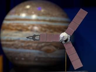 Amerikaanse sonde met succes in baan rond Jupiter