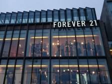 Vlaggenschip Forever 21 sluit deuren